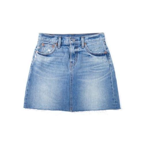 falda demin portada