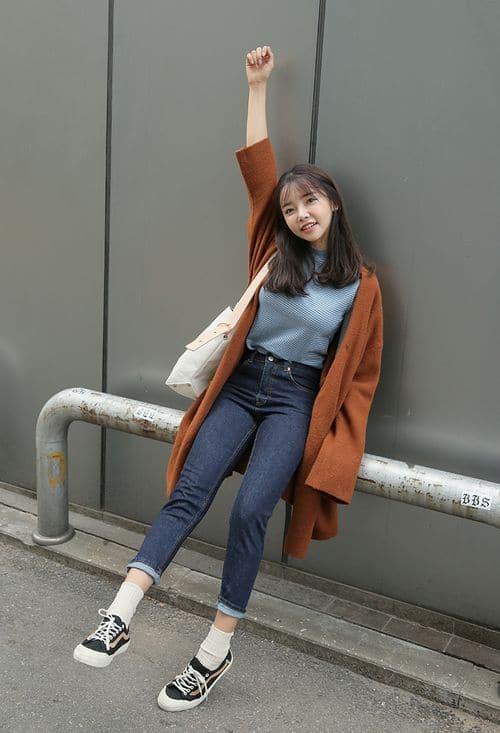 outfit coreanos pinterest