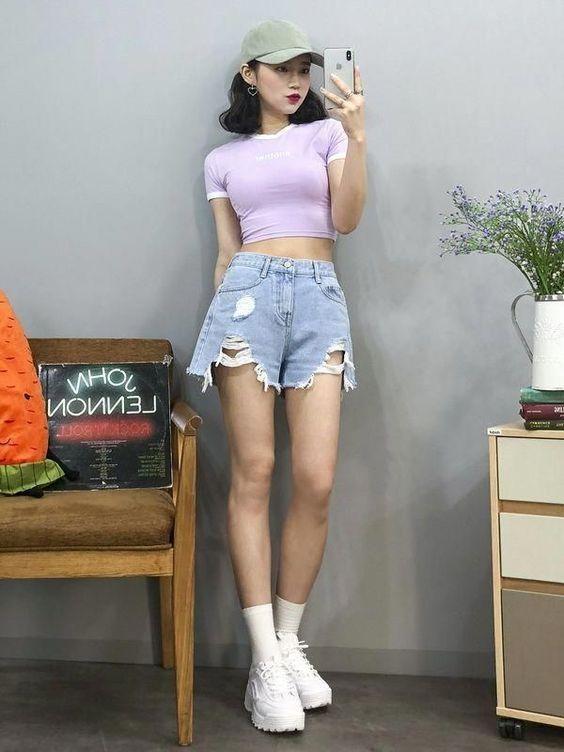outfit coreanos tumblr