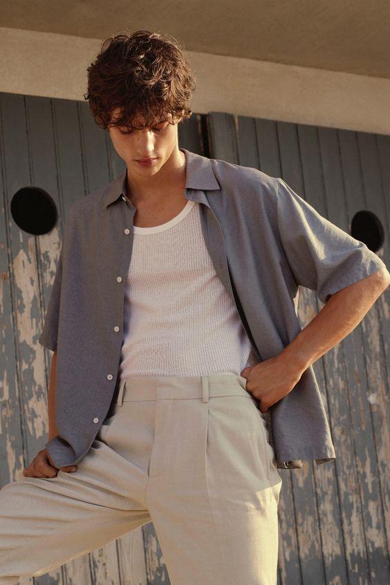ropa aesthetic para hombre