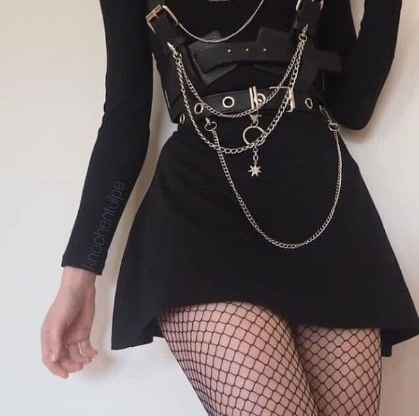 egirl outfits for school