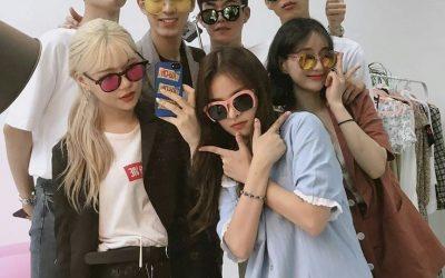 Outfits coreanos