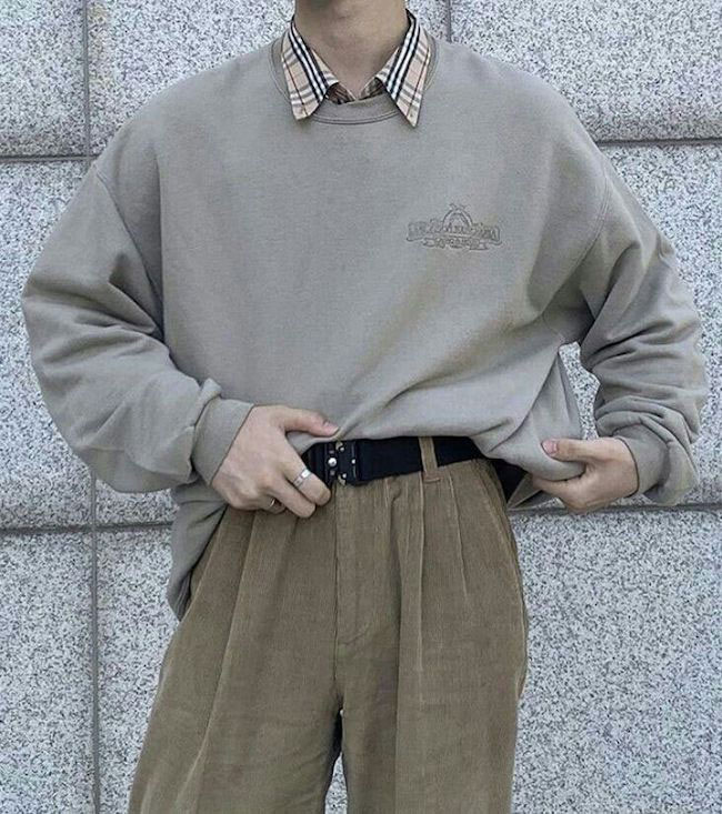 soft boy outfits sudadera