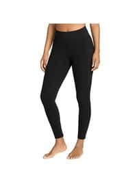 Leggings negros deportivos para mujer
