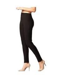 Leggings negros elásticos para mujer