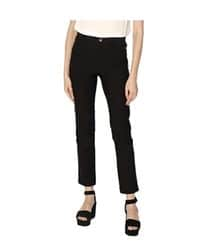 pantalon negro gabardina strech