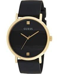 Reloj Guess negro con dorado