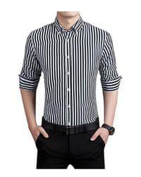 camisa rayas verticales