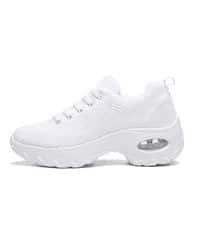 zapatillas deportivas blancas